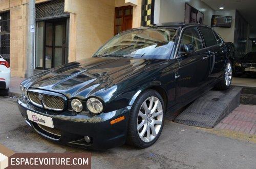 jaguar xj6 2008 essence voiture d 39 occasion casablanca prix 185 000 dhs. Black Bedroom Furniture Sets. Home Design Ideas