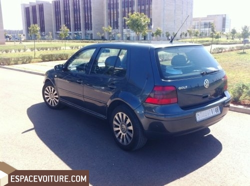 volkswagen golf occasion rabat diesel prix 125 000 dhs r f rat3840. Black Bedroom Furniture Sets. Home Design Ideas