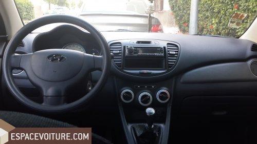 I10 Occasion 224 Casablanca Hyundai I10 Essence Prix 58 000