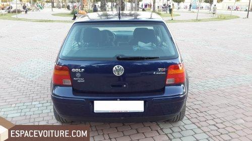 volkswagen golf 2003 diesel voiture d 39 occasion kenitra. Black Bedroom Furniture Sets. Home Design Ideas