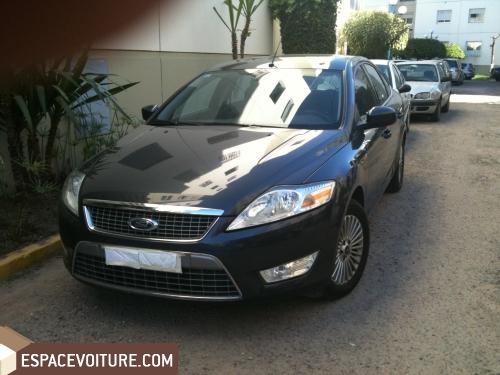 ford mondeo occasion casablanca diesel prix 210 000 dhs r f caa5241. Black Bedroom Furniture Sets. Home Design Ideas