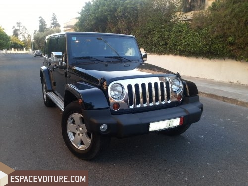 jeep wrangler occasion safi diesel prix 420 000 dhs r f sai369. Black Bedroom Furniture Sets. Home Design Ideas