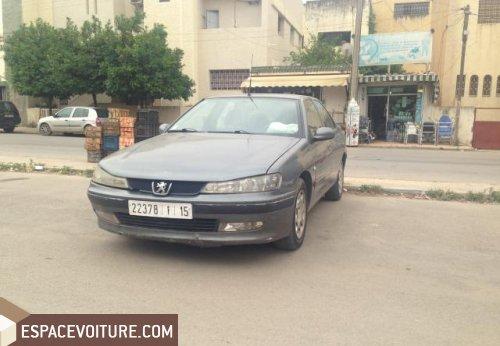 Peugeot 406 occasion fes diesel prix 62 000 dhs r f fes2130 for Salon 406 hdi