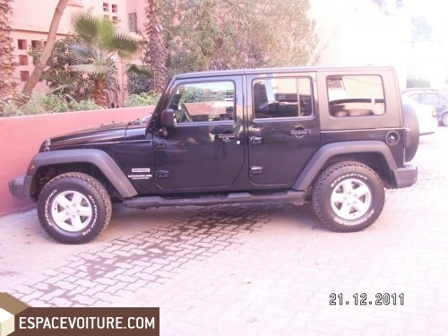 jeep wrangler occasion marrakech diesel prix 340 000. Black Bedroom Furniture Sets. Home Design Ideas