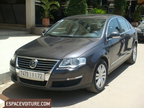 volkswagen passat occasion fes diesel prix 185 000 dhs r f fes584. Black Bedroom Furniture Sets. Home Design Ideas