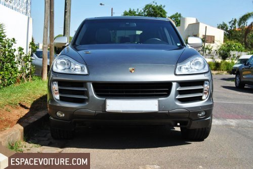 porsche cayenne 2008 essence voiture d 39 occasion. Black Bedroom Furniture Sets. Home Design Ideas