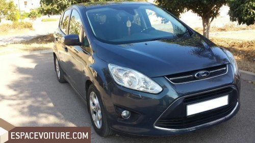 ford c max 2015 diesel voiture d 39 occasion sale prix 153 000 dhs. Black Bedroom Furniture Sets. Home Design Ideas
