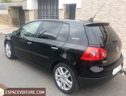 volkswagen golf 2007 diesel voiture d 39 occasion casablanca. Black Bedroom Furniture Sets. Home Design Ideas