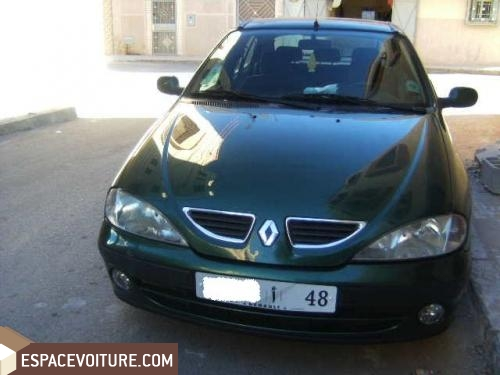 voiture d 39 occasion au maroc voiture a vendre renault megane occasion. Black Bedroom Furniture Sets. Home Design Ideas