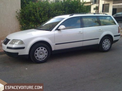 volkswagen passat 2004 diesel voiture d 39 occasion rabat prix 125 000 dhs. Black Bedroom Furniture Sets. Home Design Ideas