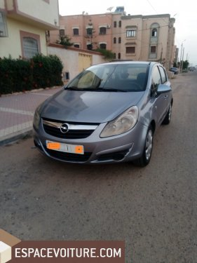 Opel Corsa occasion à Agadir, essence prix 63 000 DHS Réf ...