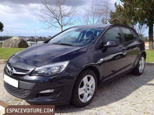 opel astra occasion rabat diesel prix 155 000 dhs r f rat9600. Black Bedroom Furniture Sets. Home Design Ideas
