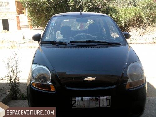 chevrolet spark 2006 essence voiture d 39 occasion settat prix 45 000 dhs. Black Bedroom Furniture Sets. Home Design Ideas