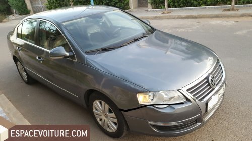 volkswagen passat 2006 diesel voiture d 39 occasion casablanca prix 125 000 dhs. Black Bedroom Furniture Sets. Home Design Ideas
