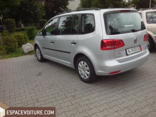 volkswagen touran 2011 diesel voiture d 39 occasion casablanca prix 218 000 dhs. Black Bedroom Furniture Sets. Home Design Ideas