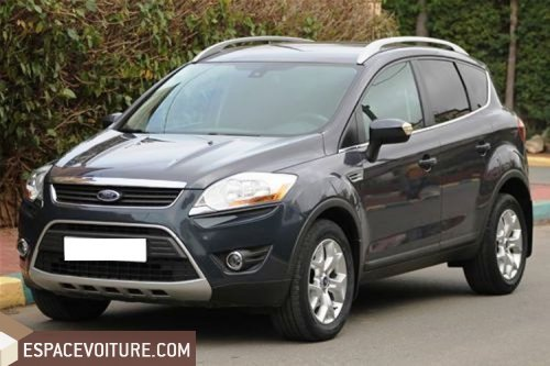 ford kuga 2011 diesel voiture d 39 occasion casablanca prix 175 000 dhs. Black Bedroom Furniture Sets. Home Design Ideas
