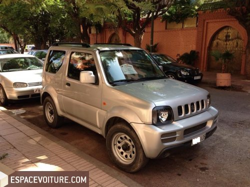 voiture occasion suzuki jimny au maroc brown. Black Bedroom Furniture Sets. Home Design Ideas