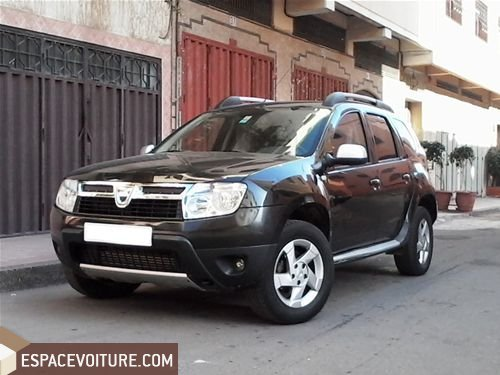 dacia duster occasion casablanca diesel prix 140 000 dhs r f caa16191. Black Bedroom Furniture Sets. Home Design Ideas