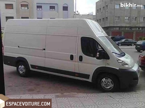 fiat ducato occasion casablanca diesel prix 200 000 dhs r f caa9825. Black Bedroom Furniture Sets. Home Design Ideas