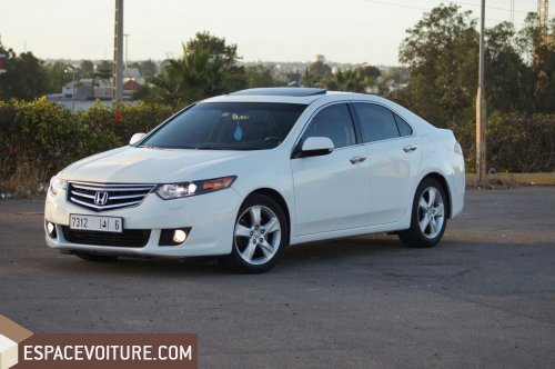 honda accord 2008 essence voiture d 39 occasion casablanca prix 128 000 dhs. Black Bedroom Furniture Sets. Home Design Ideas