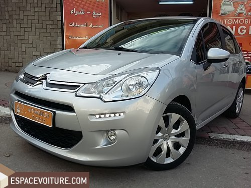citroen c3 2016 diesel voiture d 39 occasion tanger prix 119 000 dhs. Black Bedroom Furniture Sets. Home Design Ideas