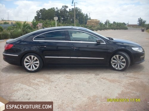 volkswagen passat cc 2008 diesel voiture d 39 occasion casablanca prix 255 000 dhs. Black Bedroom Furniture Sets. Home Design Ideas