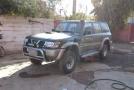 Nissan Patrol gr à marrakech