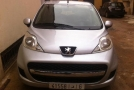 Peugeot 107 occasion