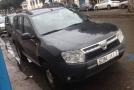 Dacia Duster au maroc