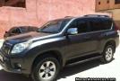 Toyota Prado au maroc