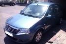 Dacia Logan au maroc