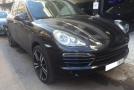 Porsche Cayenne au maroc