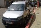 Volkswagen Caddy au maroc