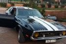 Ford Mustang au maroc